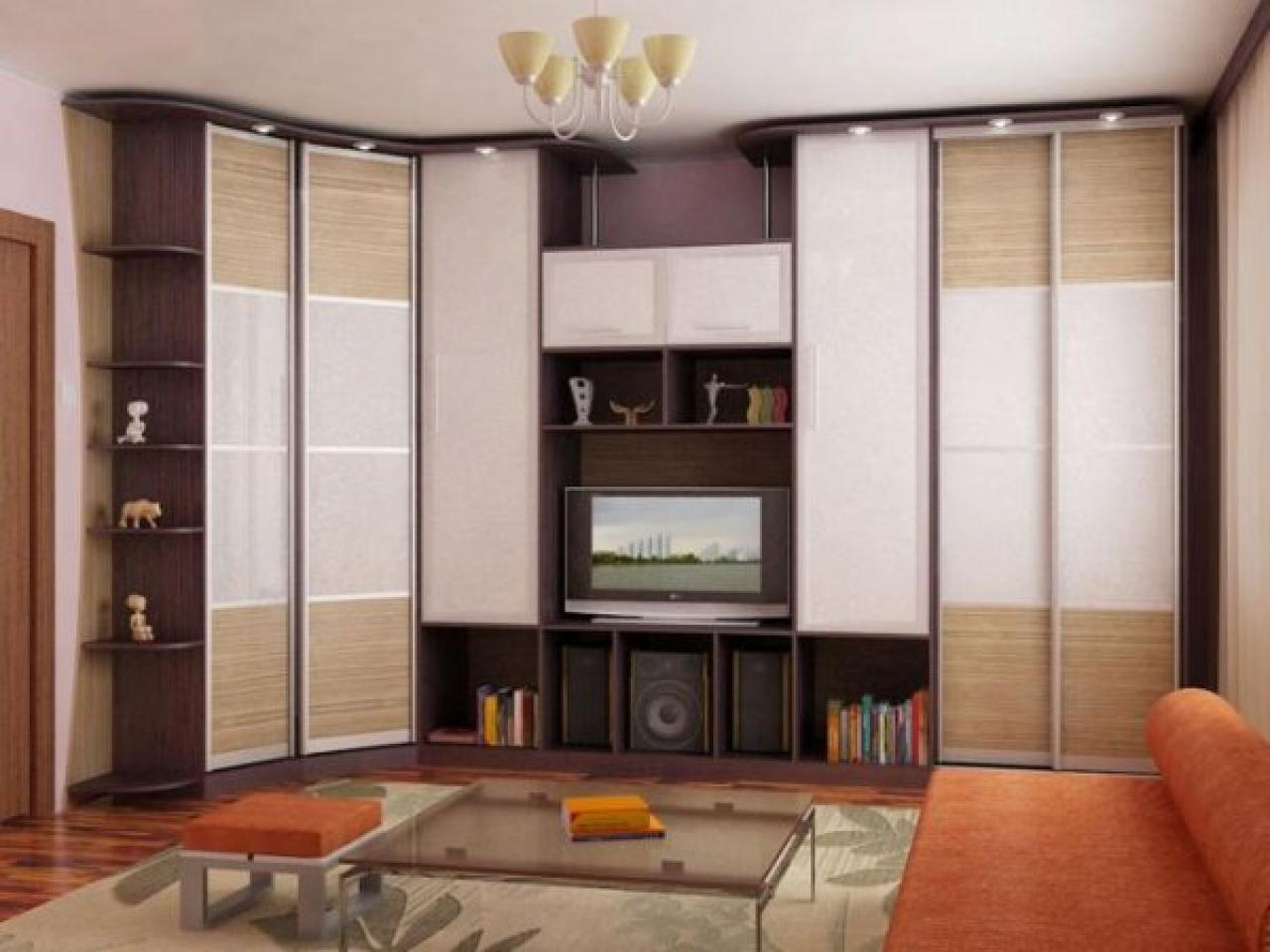 Угловые шкафы: материалы, конструкции, декор, выбор для дома.