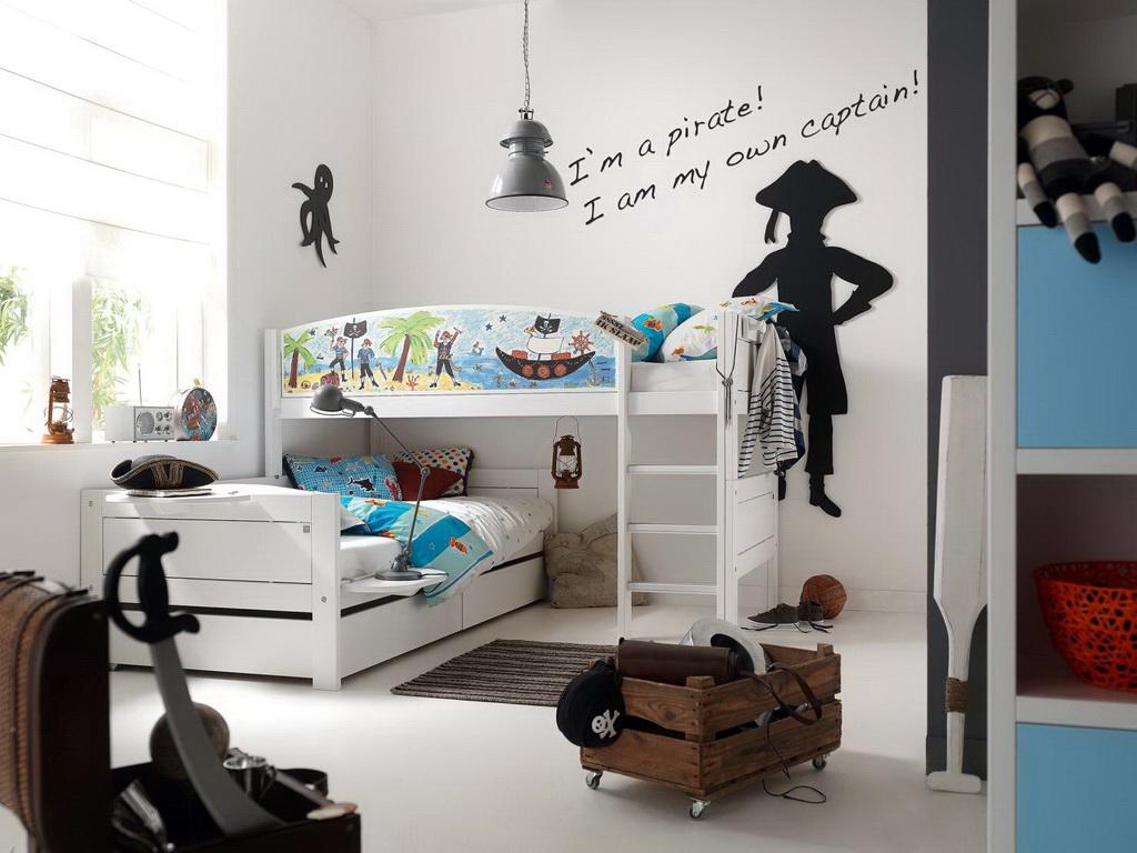 Двухэтажные кровати для подростков новые фото