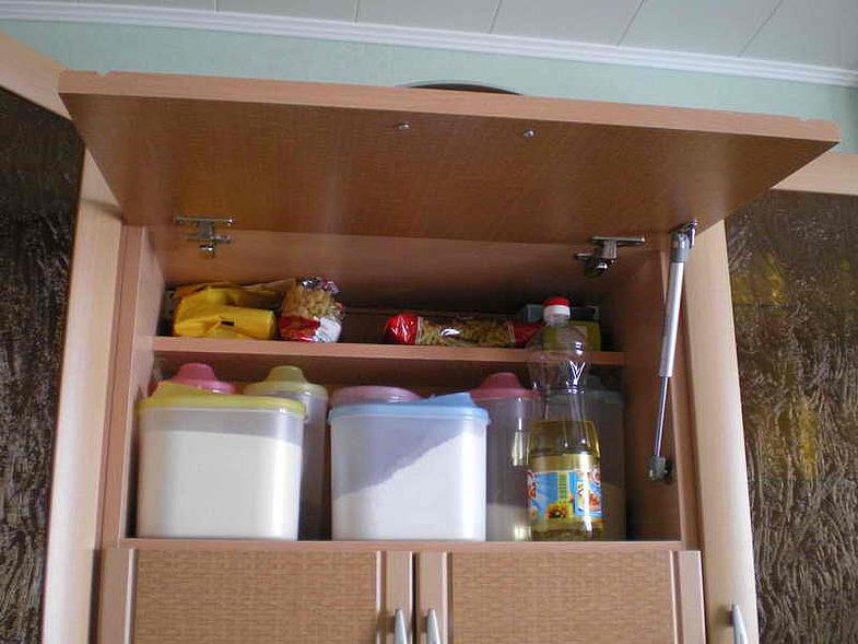 Как сделать на кухне шкафы своими руками 71