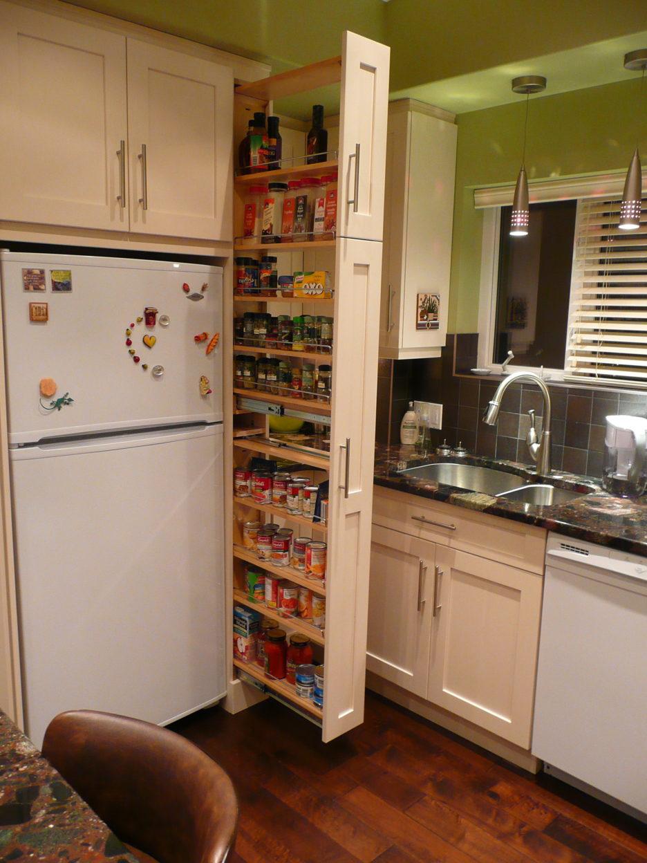 Шкафчики на кухню