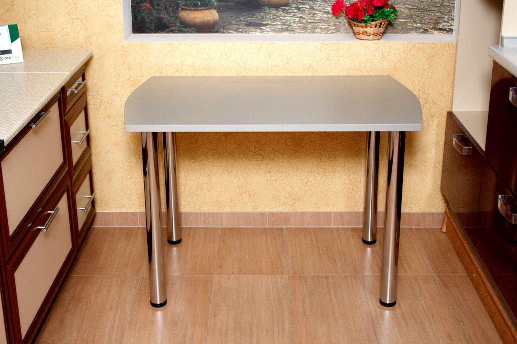 Узкий кухонный стол: длинный столик на кухню.