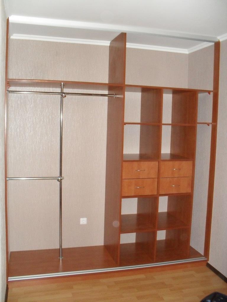 Встраиваемый шкаф-купе (110 фото): выбираем дизайн встроенно.