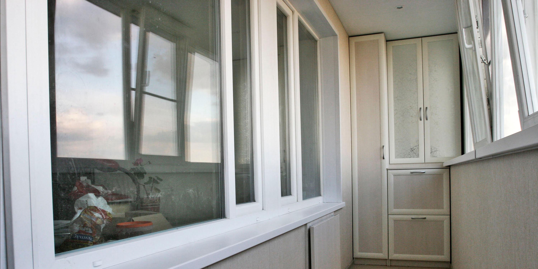 Интерьер балкона в панельном доме. дизайн балкона в панельно.