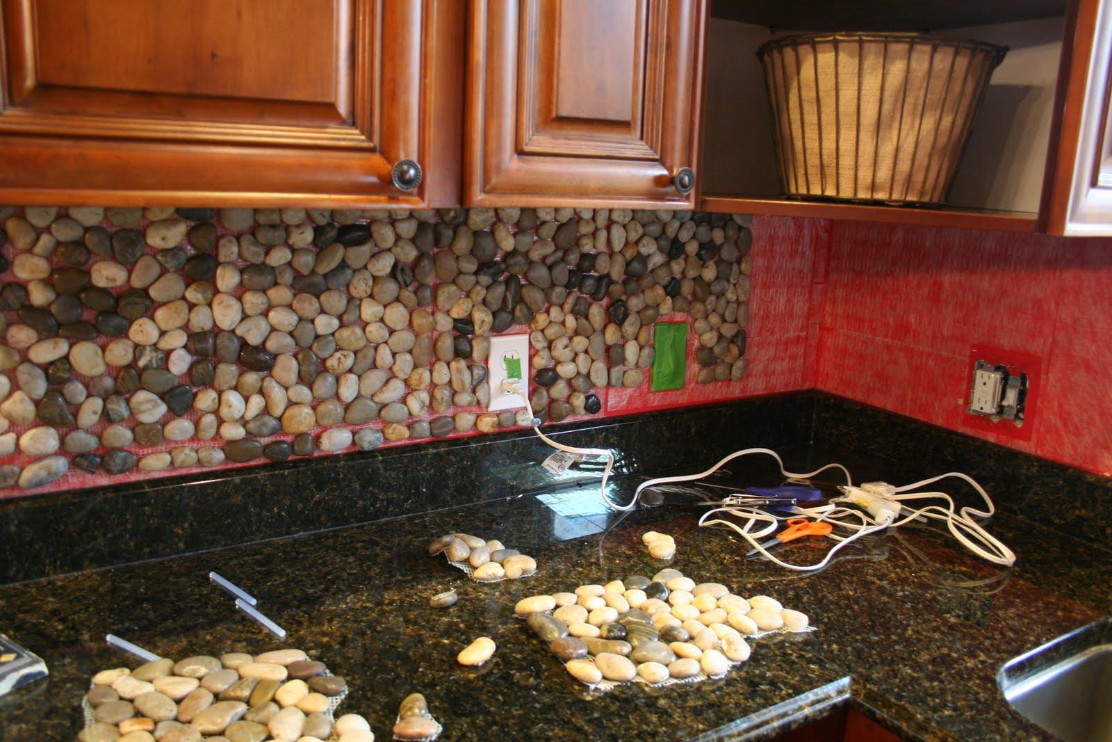 Как сделать фартук на кухне своими руками с