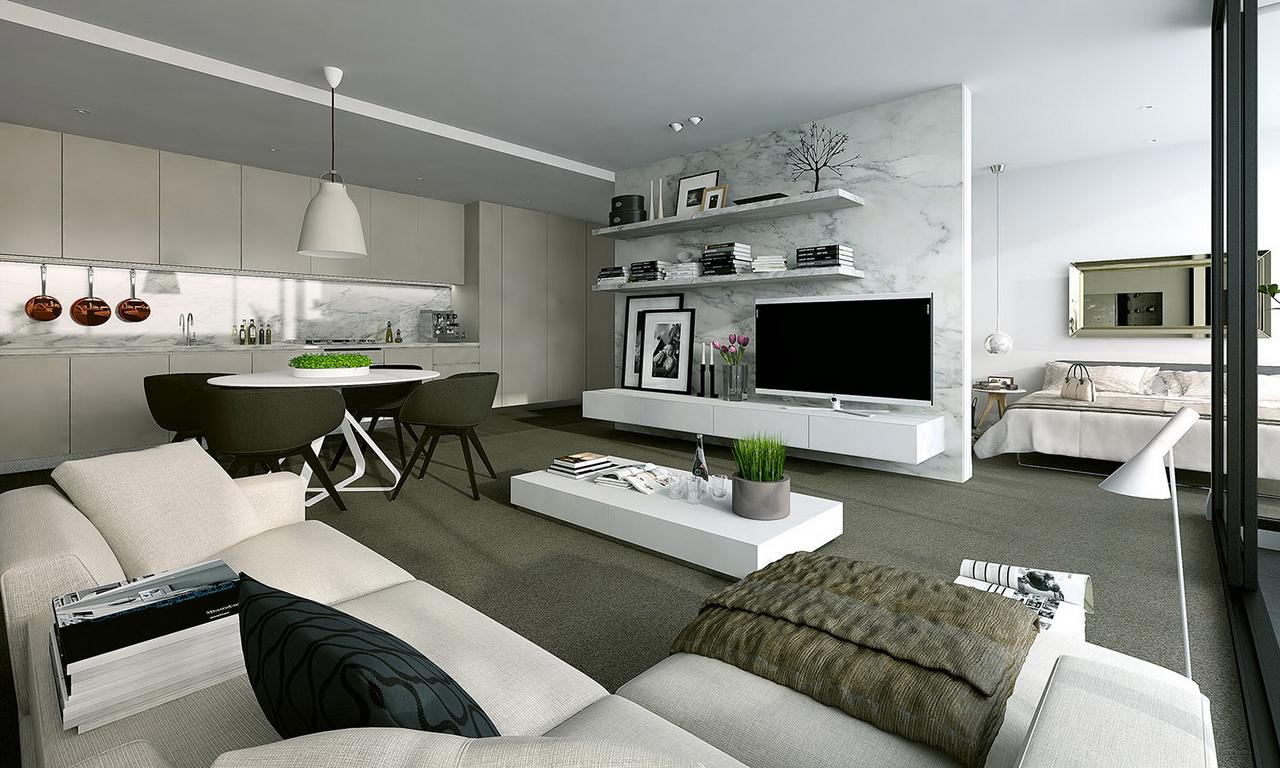 Однокомнатная квартира-студия 59 фото что это такое и как она выглядит Как сделать планировку и ремонт