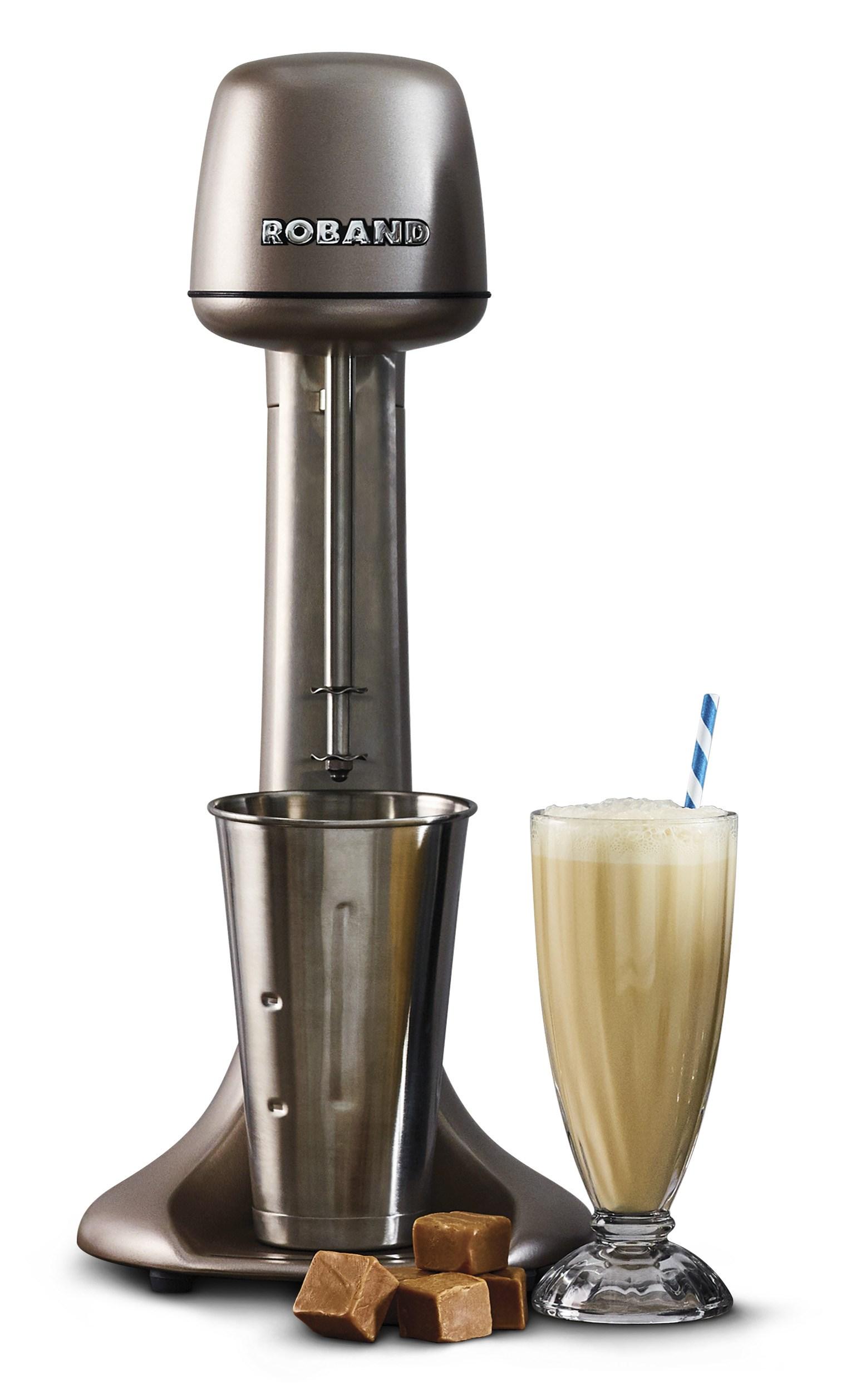 Как использовать блендер и миксер для коктейлей молочных для
