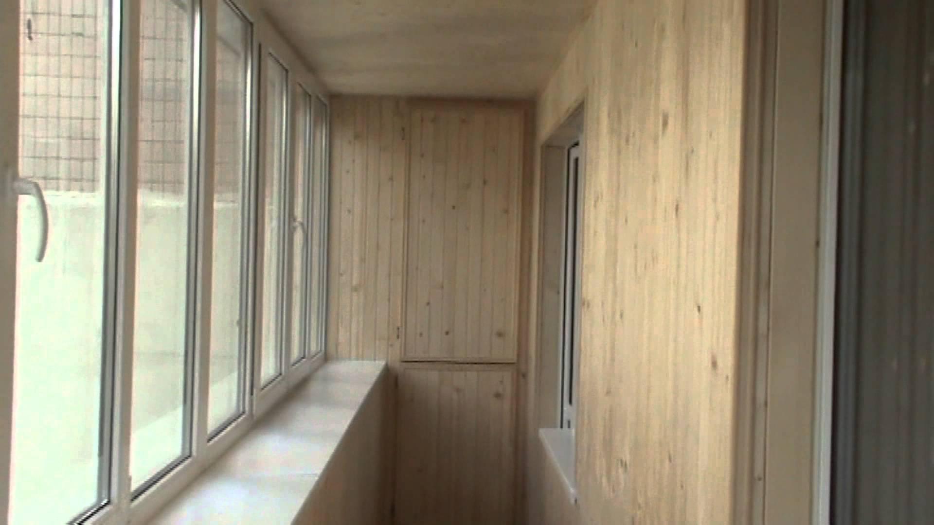 Обшивка балкона своими руками - пошаговая инструкция с фото .
