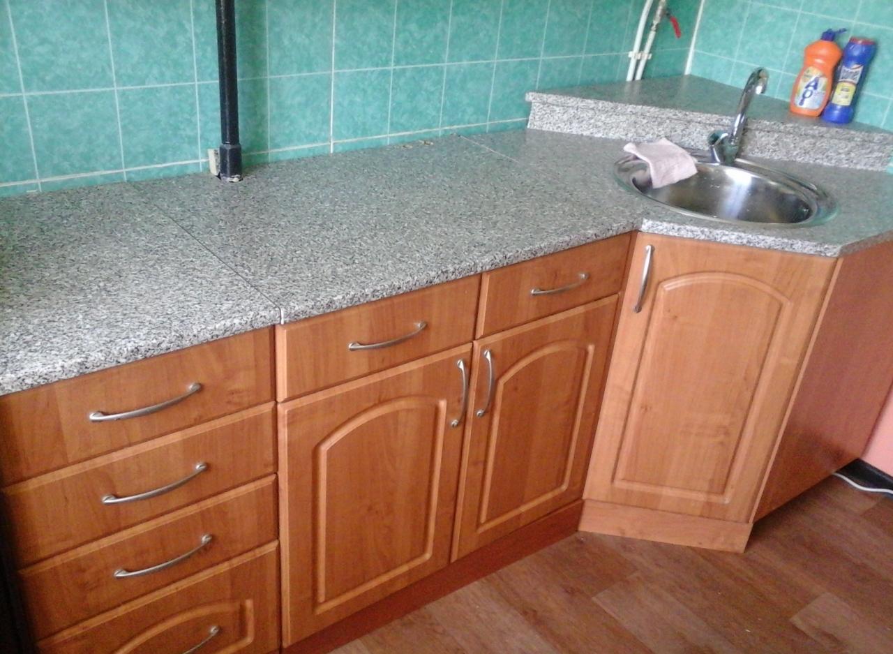 Мойка для кухни угловая своими руками
