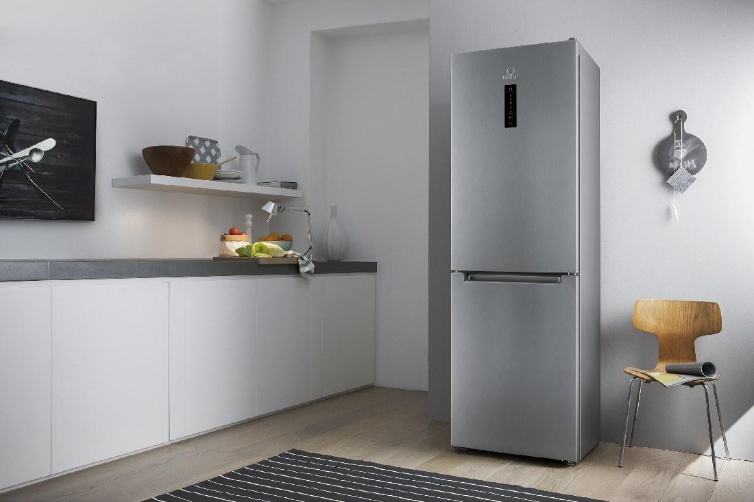двухкамерные холодильники с нижней морозильной