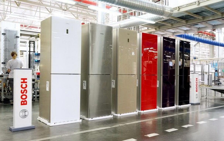 двухкамерный холодильник Bosch No Frost модели с зоной свежести отзывы