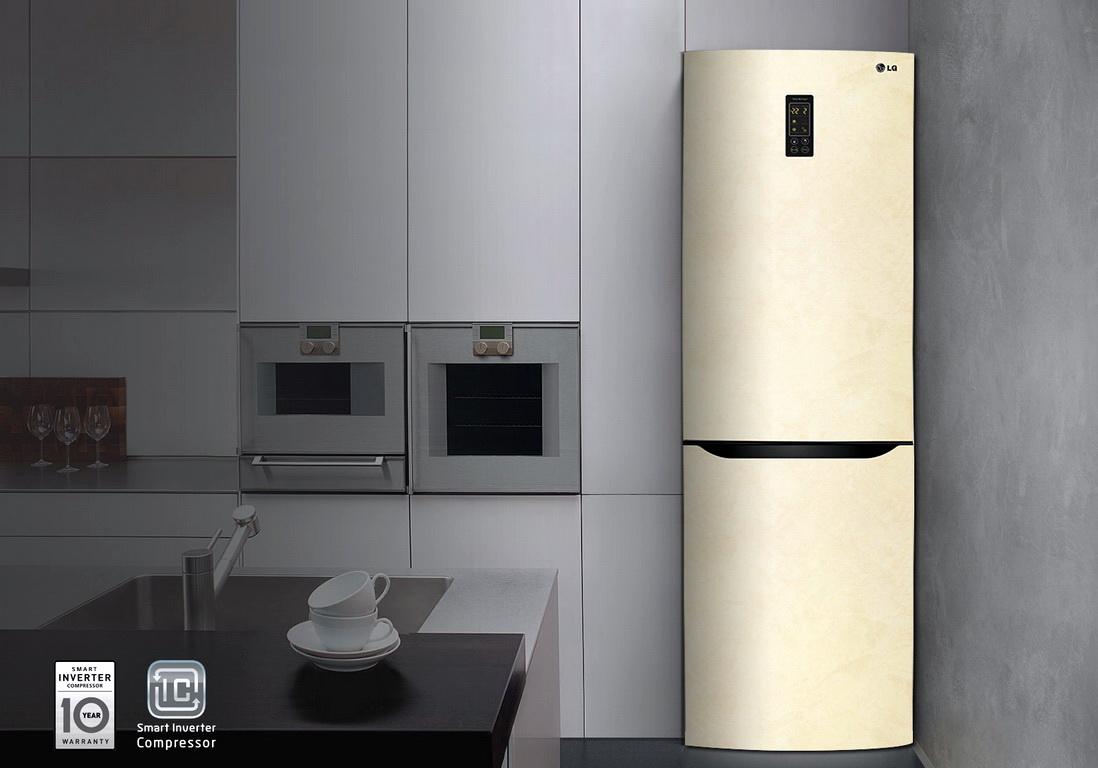 бежевый холодильник Lg черный серебристый и золотистый цвета отзывы