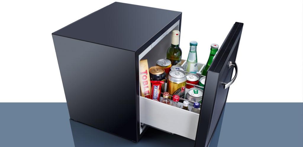 купить холодильник со стеклянной дверью