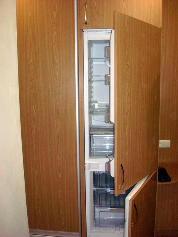 Дизайн очень маленькой кухни: фото.