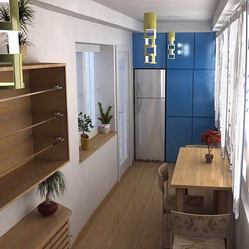 Мебель для балкона и лоджии ку.