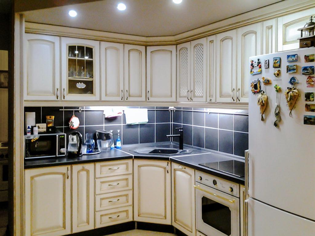 мебель для кухни угловая фото