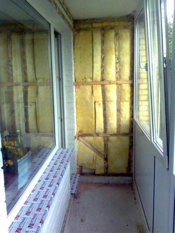 Утепление лоджии (95 фото): как утеплить пол на балконе, уте.