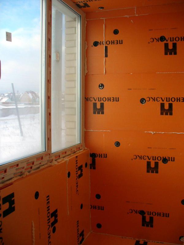 Утепление балкона своими руками: как правильно утеплить лодж.