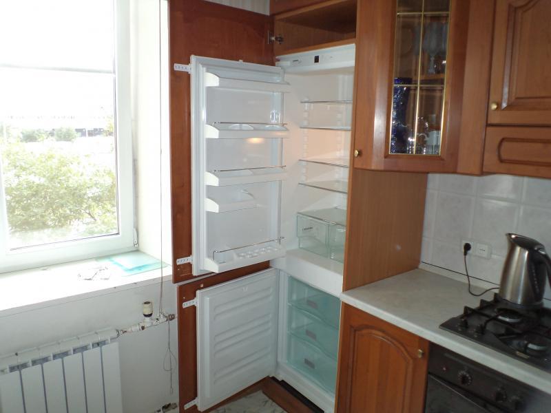 Встраиваемый двухкамерный холодильник: встроенные модели ele.