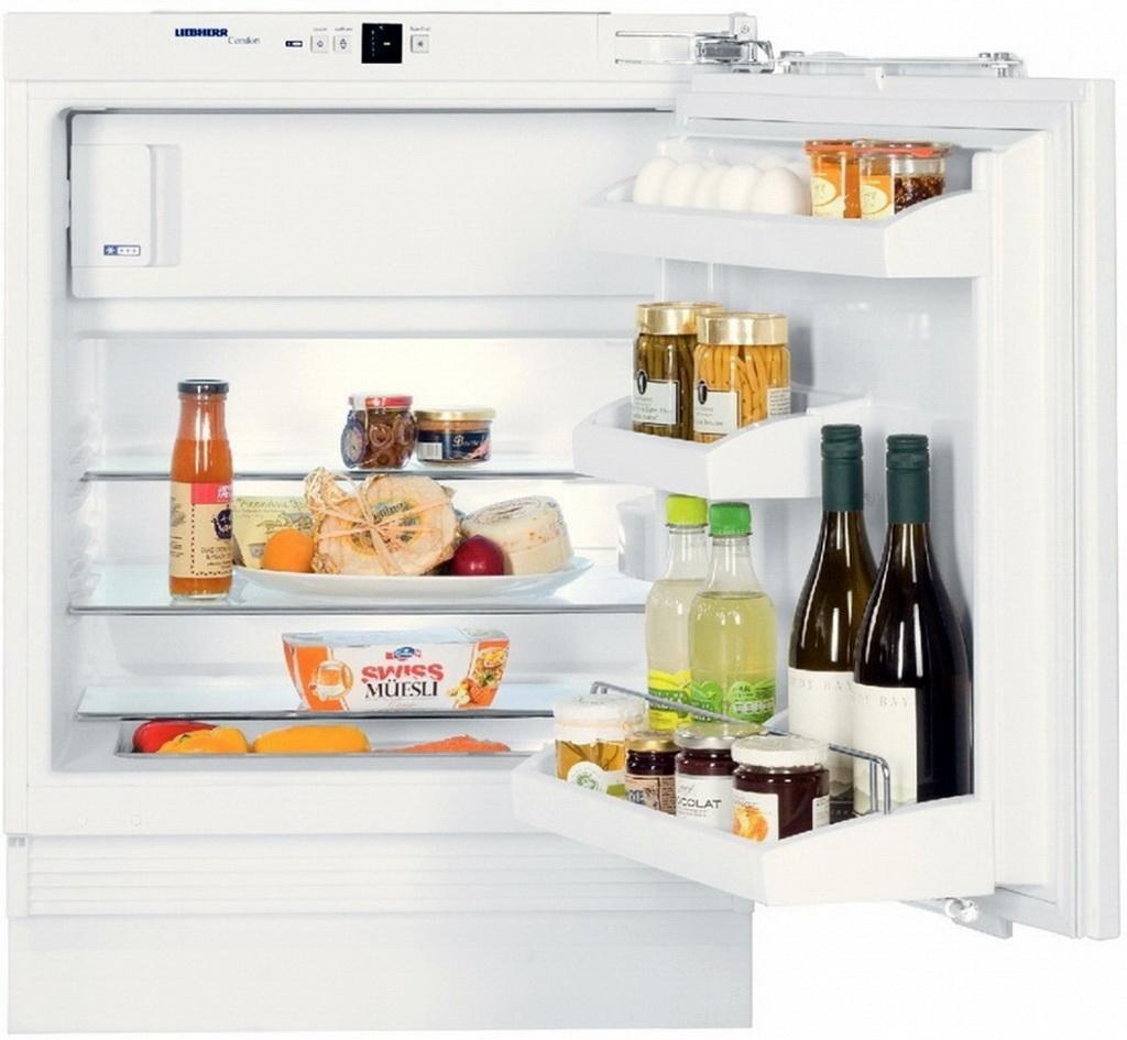 Выбор встроенного холодильника: особенности и размеры модели