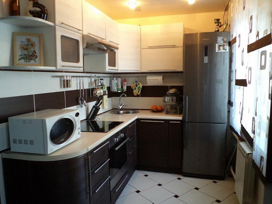 Фото дизайна маленькой кухни 6 кв