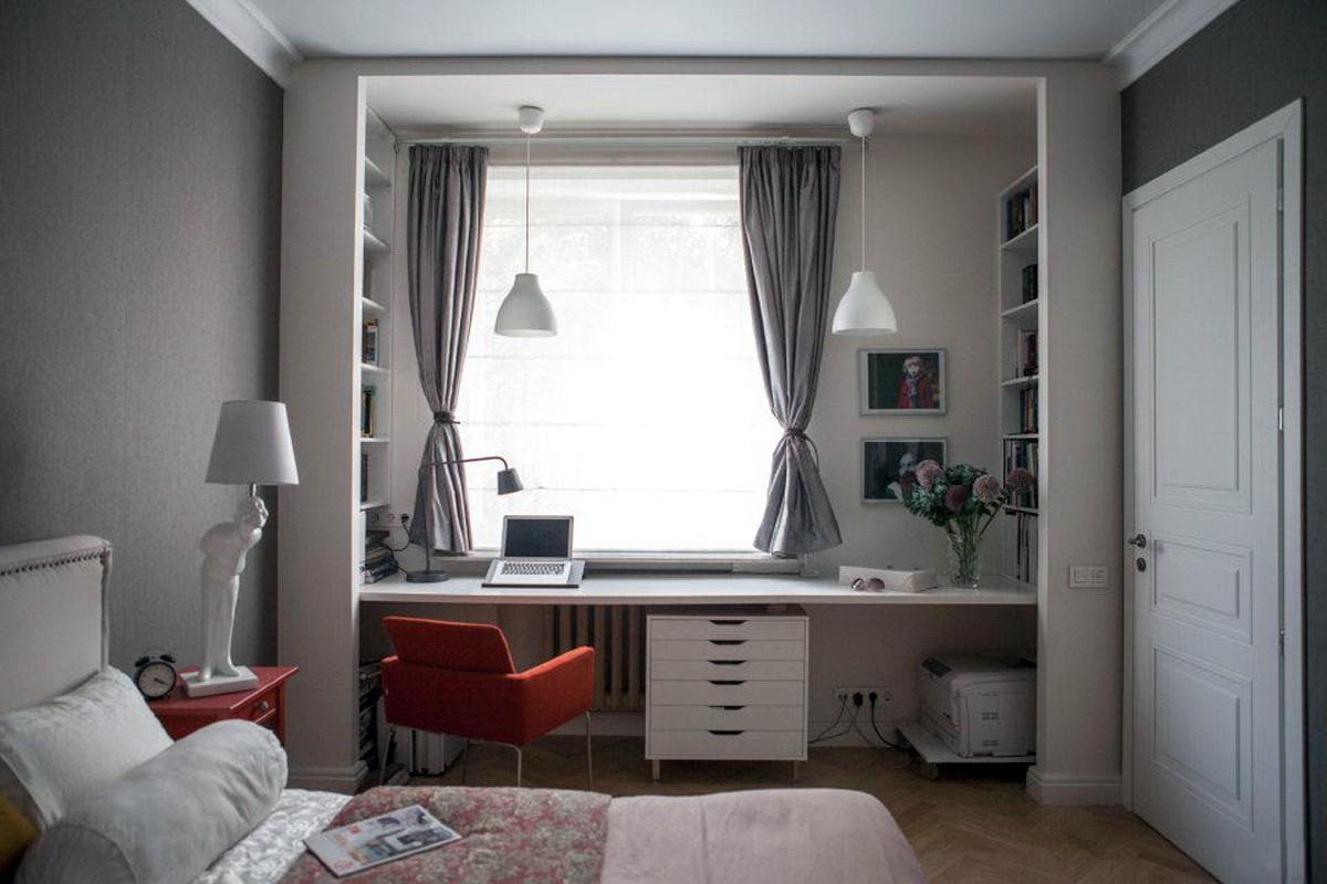 Как можно сделать спальню