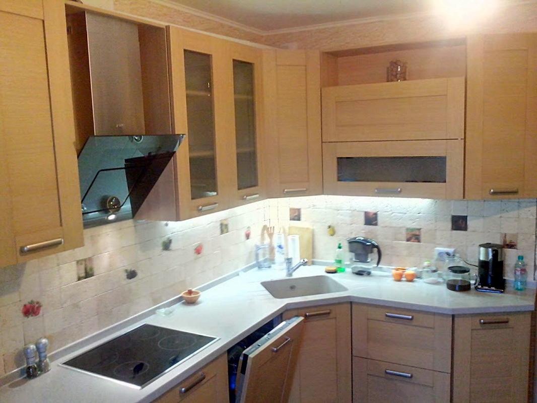 Кухонный шкаф под мойку угловой своими руками фото 237