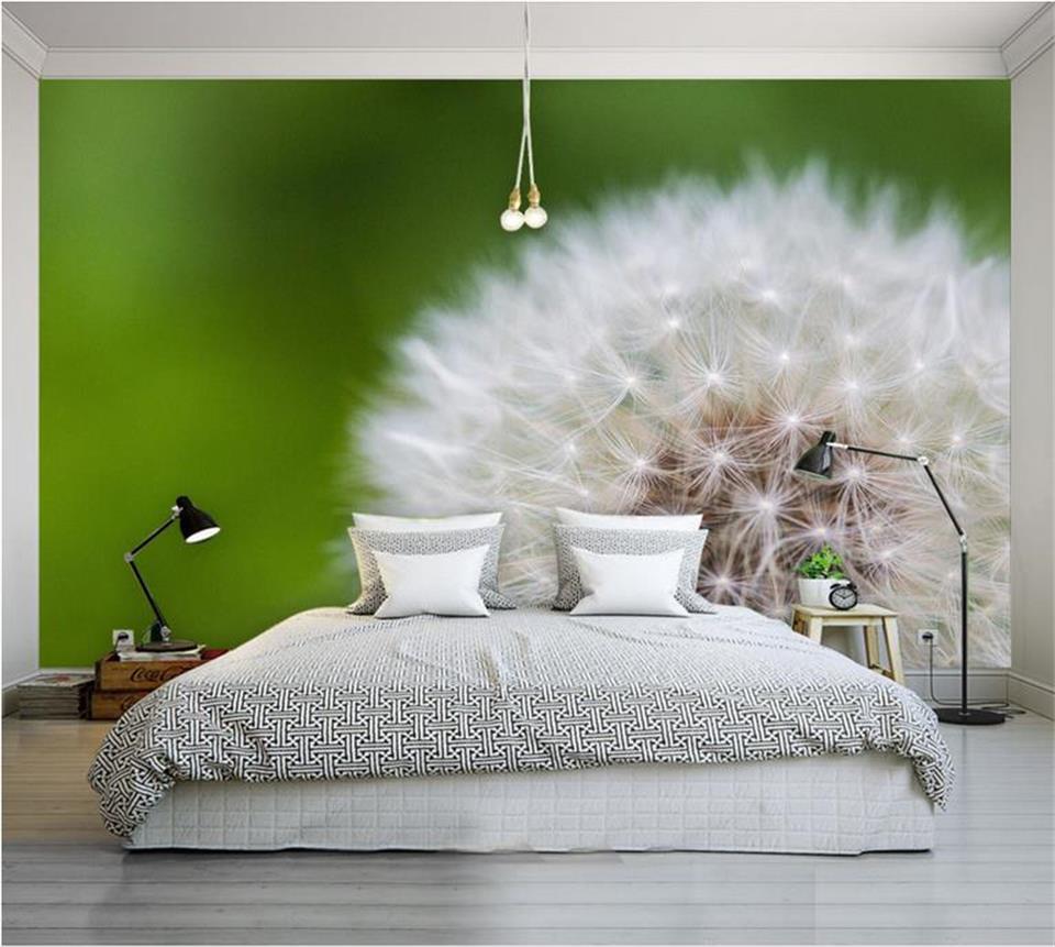 фото обои 3д для спальни