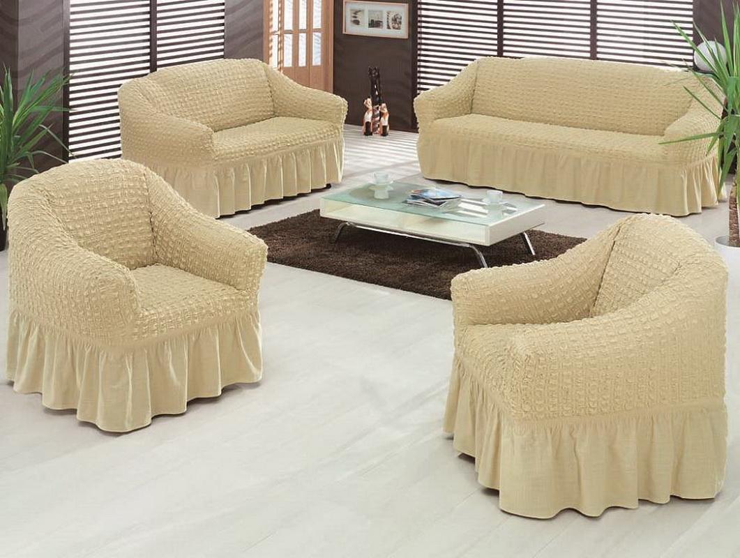 Как и из чего сшить накидки на диван и кресло фото 218