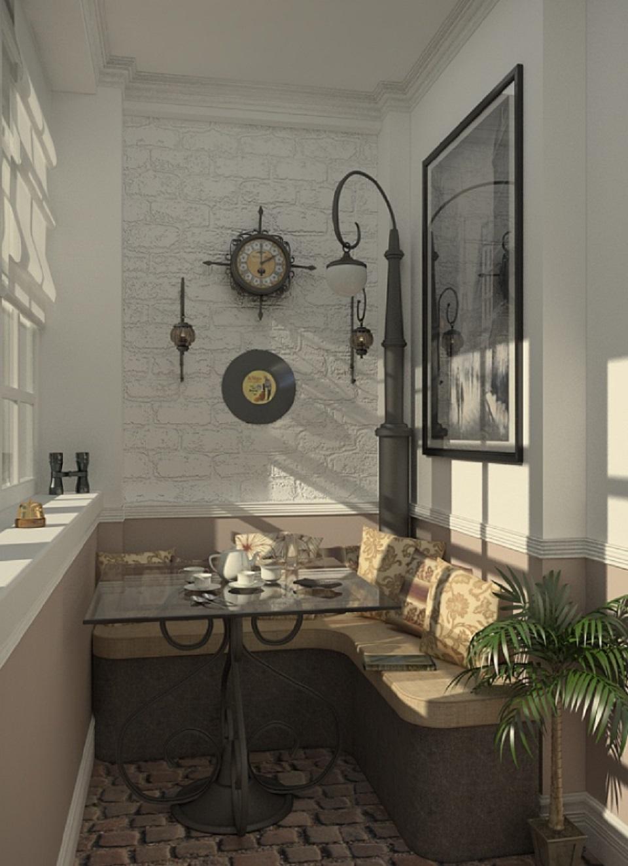 20 классных идей для вашего балкона - жизнь под лампой!.