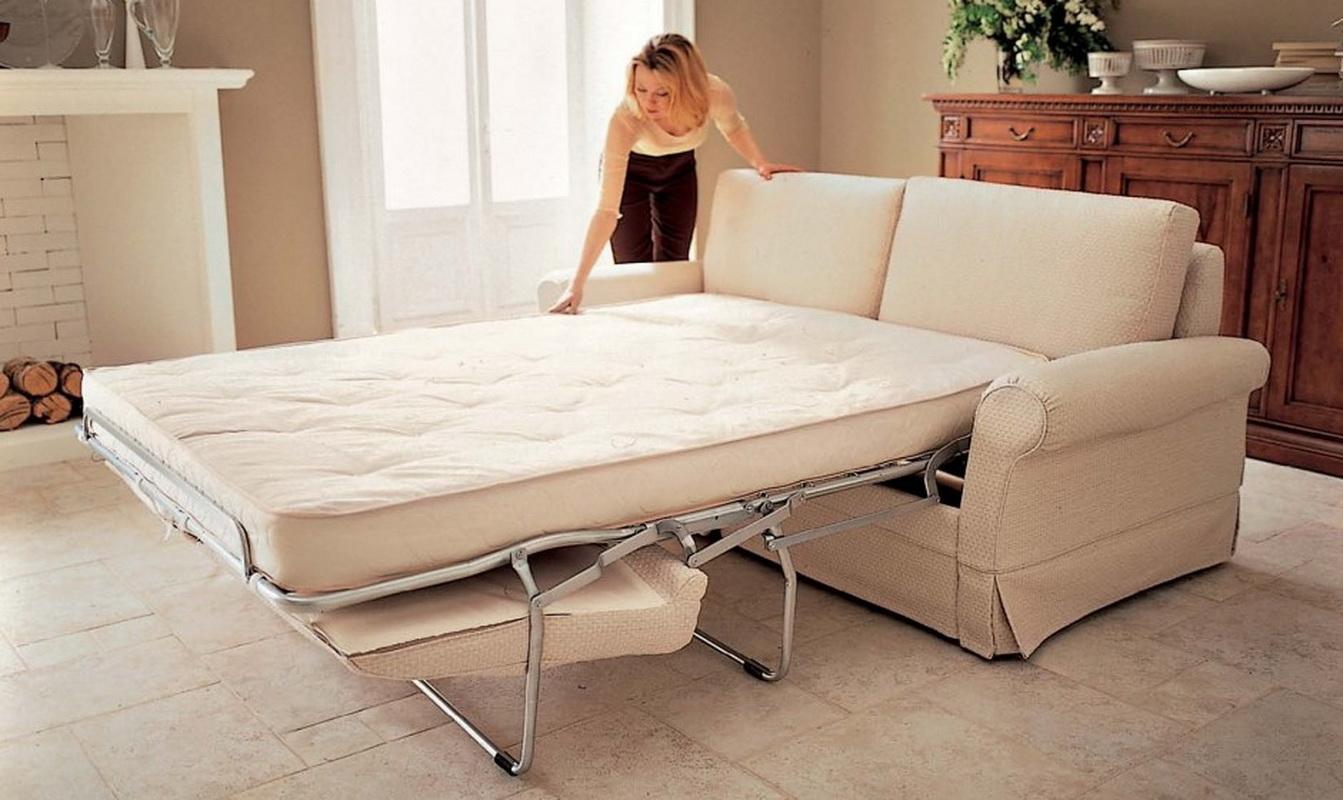 Размер дивана в небольшую комнату