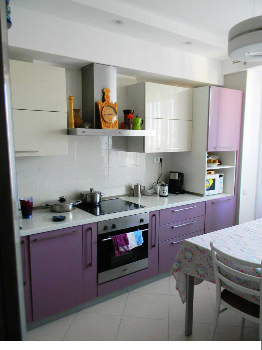 дизайн кухни 9 квм фото 6