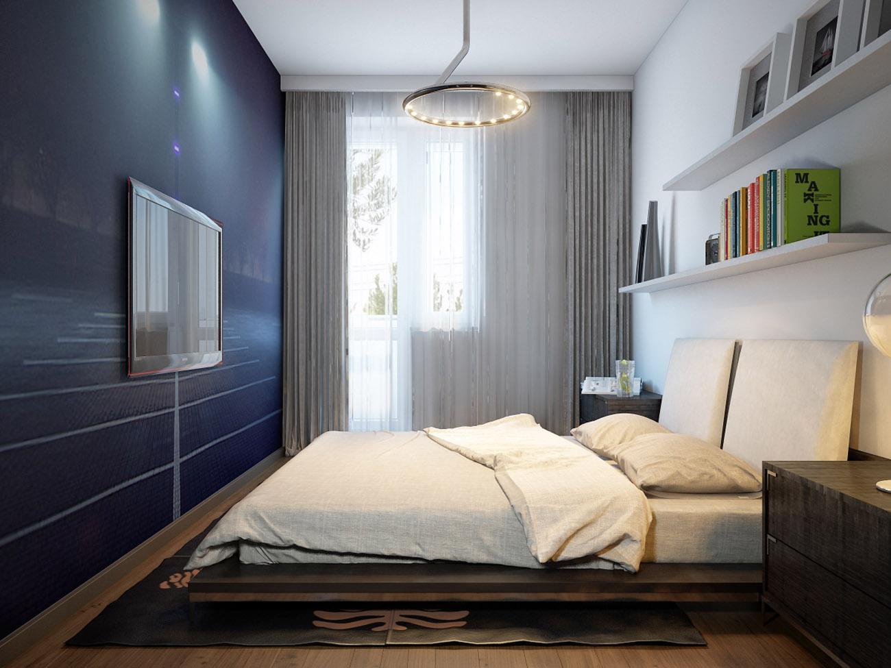 Дизайн спальни: фото оригинальных современных решений.