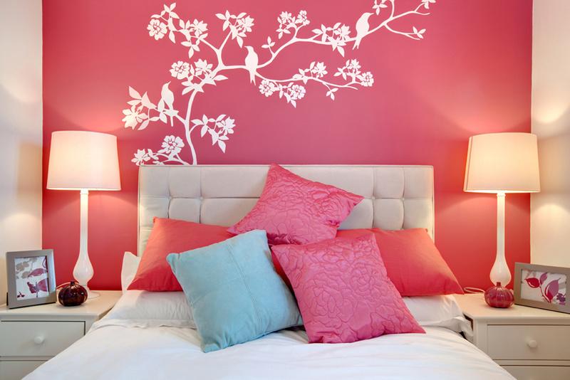 декор спален 48 фото как красиво оформить квартиру своими руками