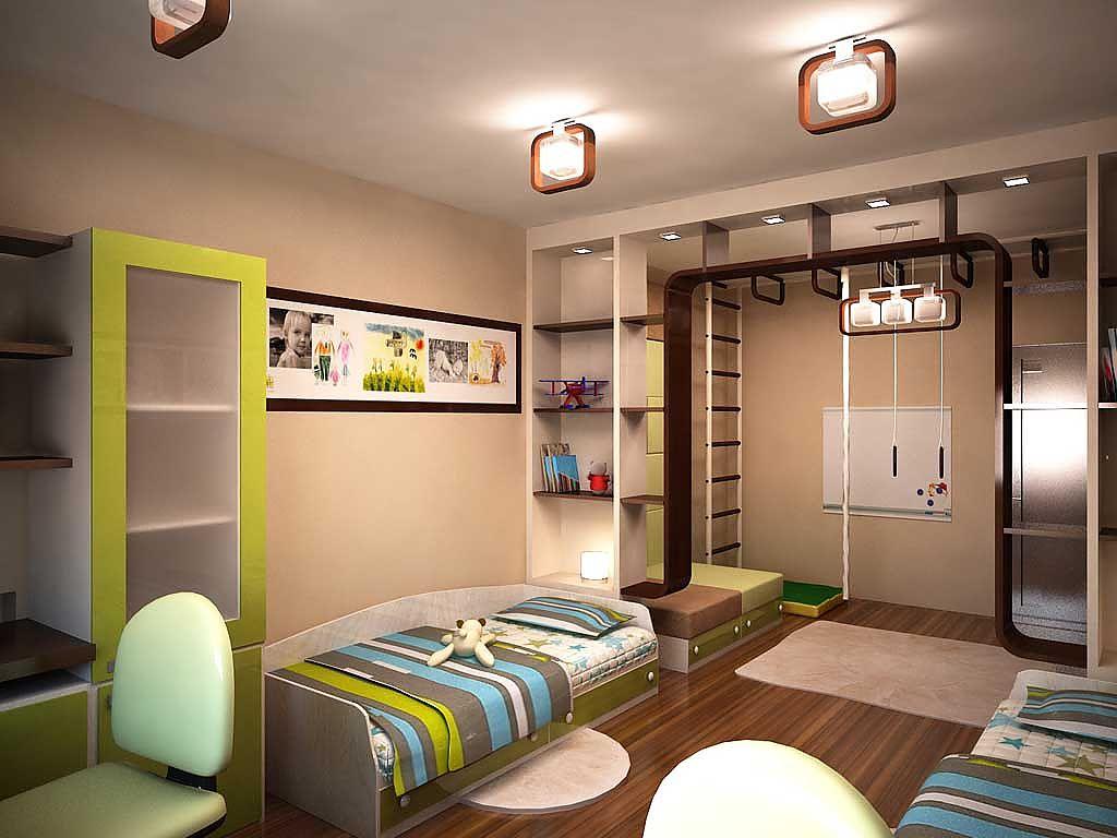детская спальня для двоих разнополых детей фото 61 фото дизайн