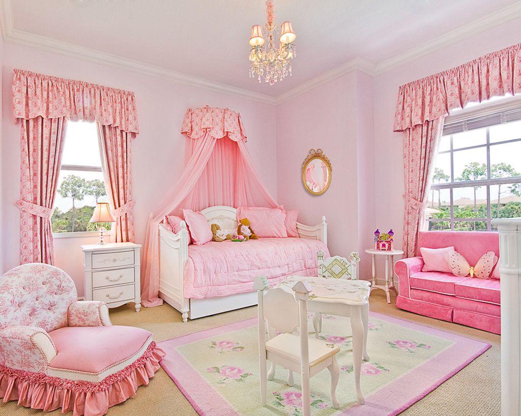 спальни фото для девочек