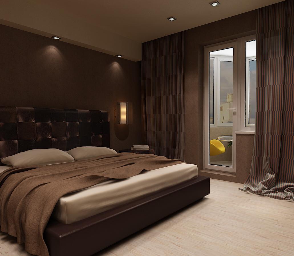 Фото спальни дизайн 15 квм
