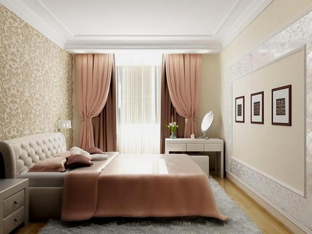 Дизайн спальни 17 кв метров - дизайн спальни фото, описание,.