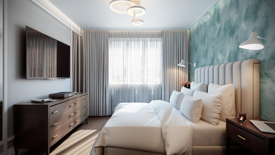 дизайн для спальни 7