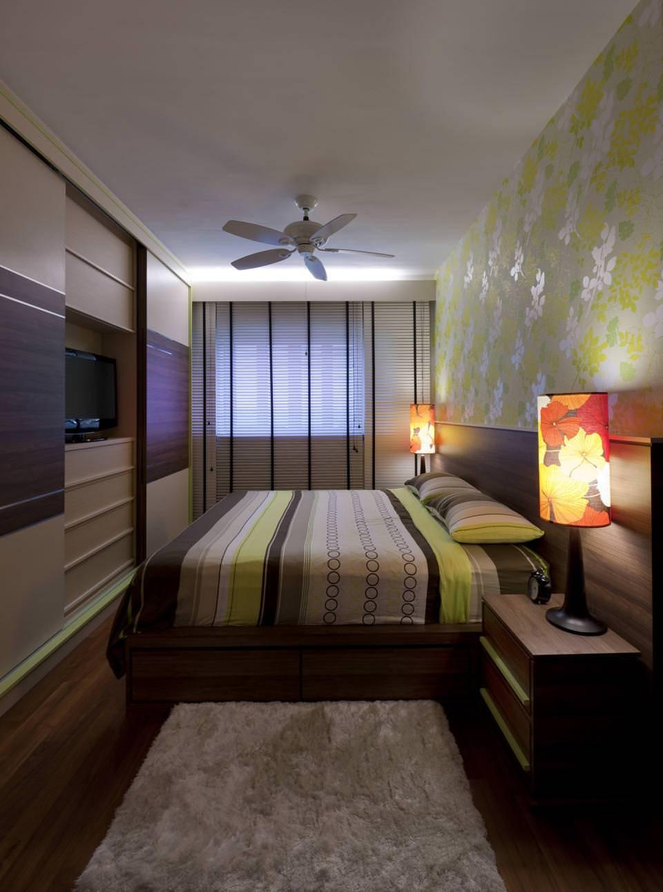 Фото интерьеров узких комнат