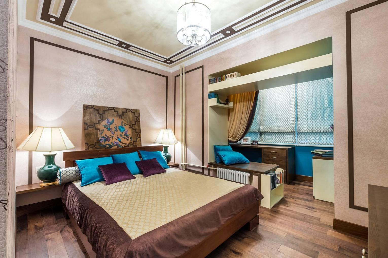 Идеи совмещения балконов и лоджий с комнатой, цены от произв.