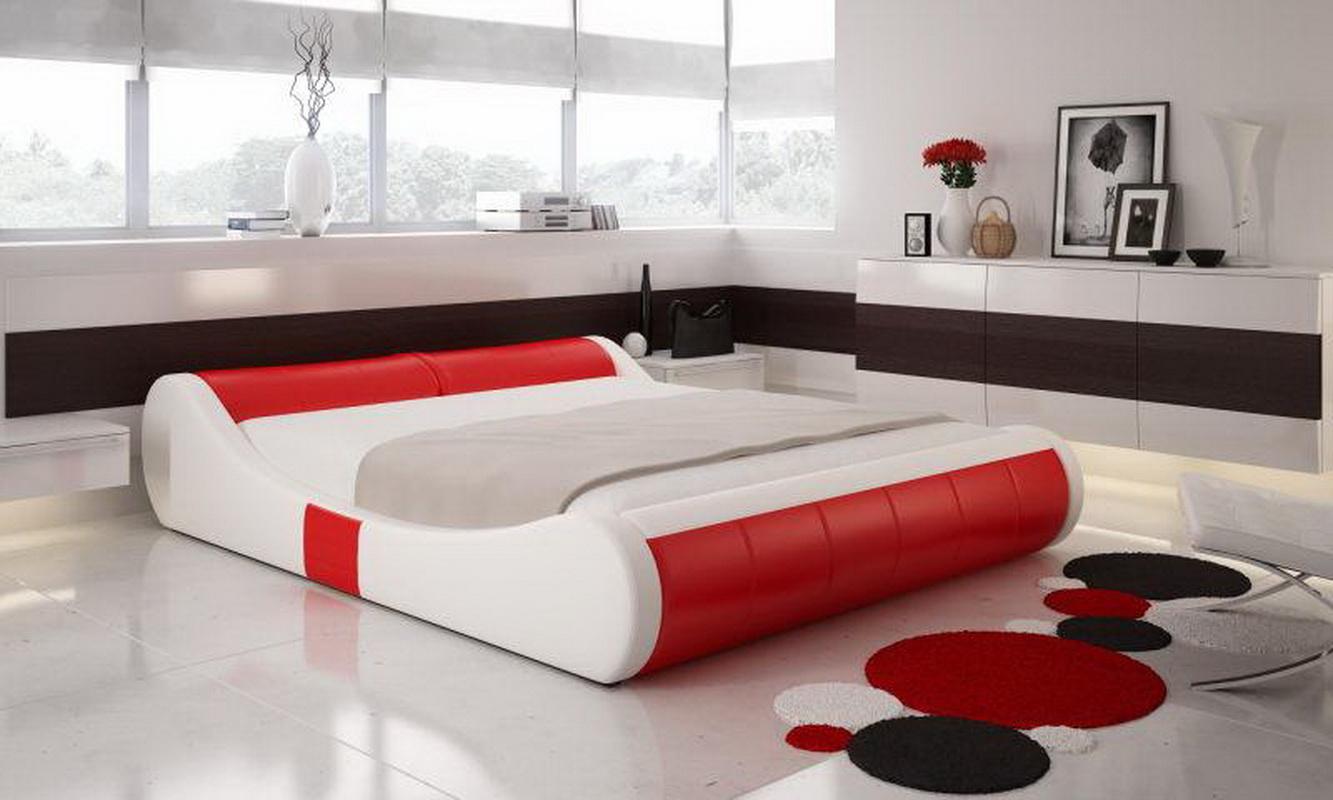 двуспальные кровати 121 фото белые модели с матрасом двухместная