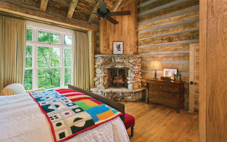 Дизайн деревенского дома внутри своими руками (фото) 46