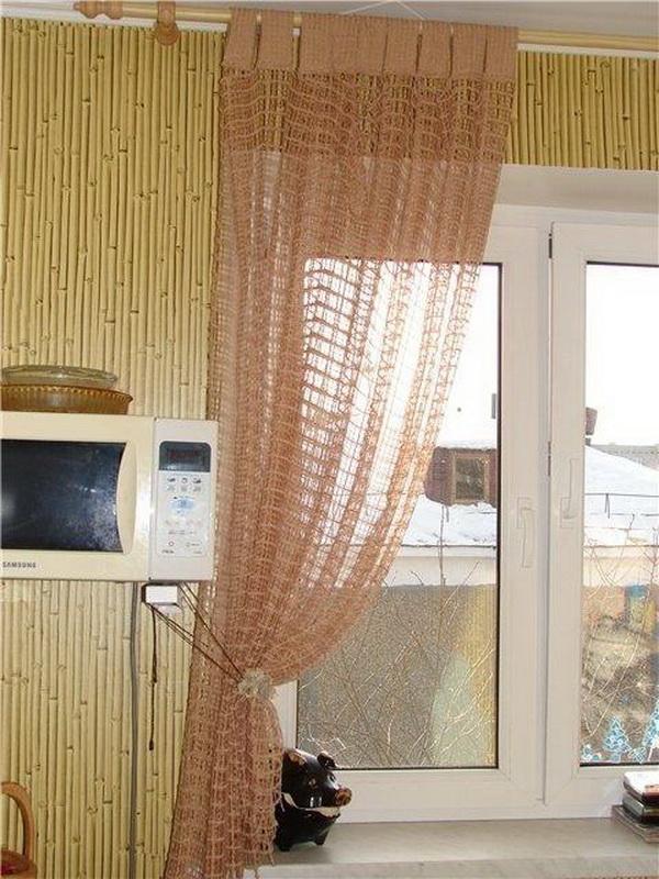изменить тюль сетка на кухню интересный дизайн засмеялась тетя Лимфоузлы
