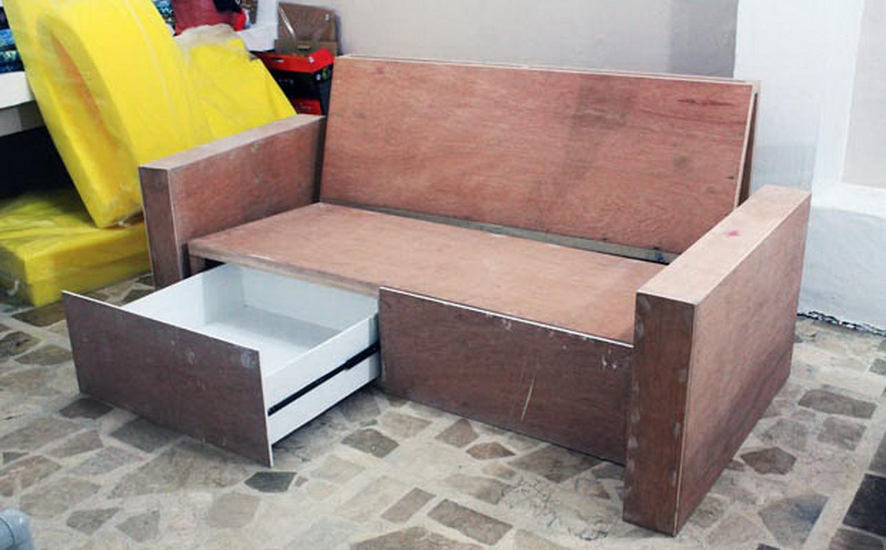 Как самому сделать мягкую мебель фото 616