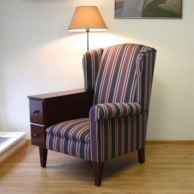 Высокое кресло своими руками