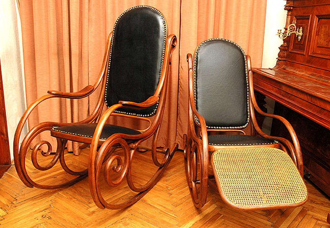 Кресло качалка своими руками в домашних условиях фото 958