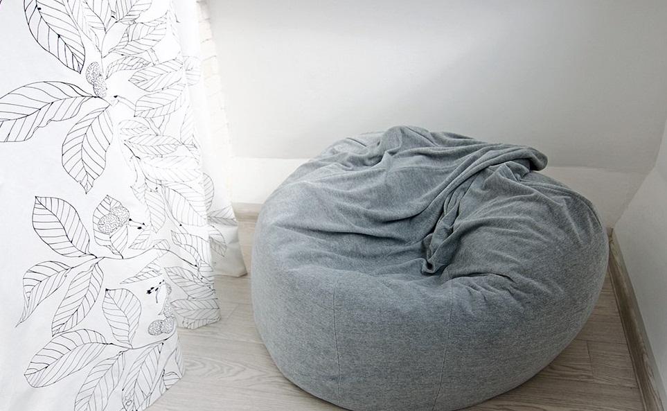 кресло мешок Ikea как называется бескаркасное мягкое кресло груша