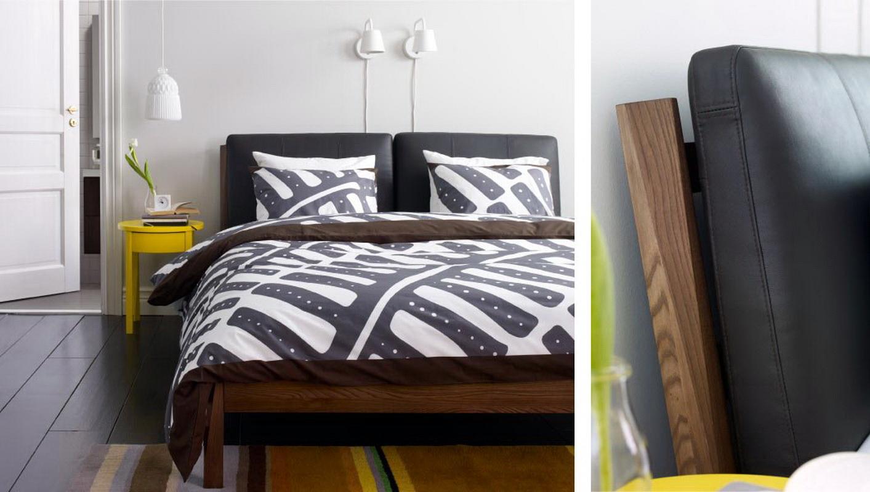 Икеа кровати в интерьере фото
