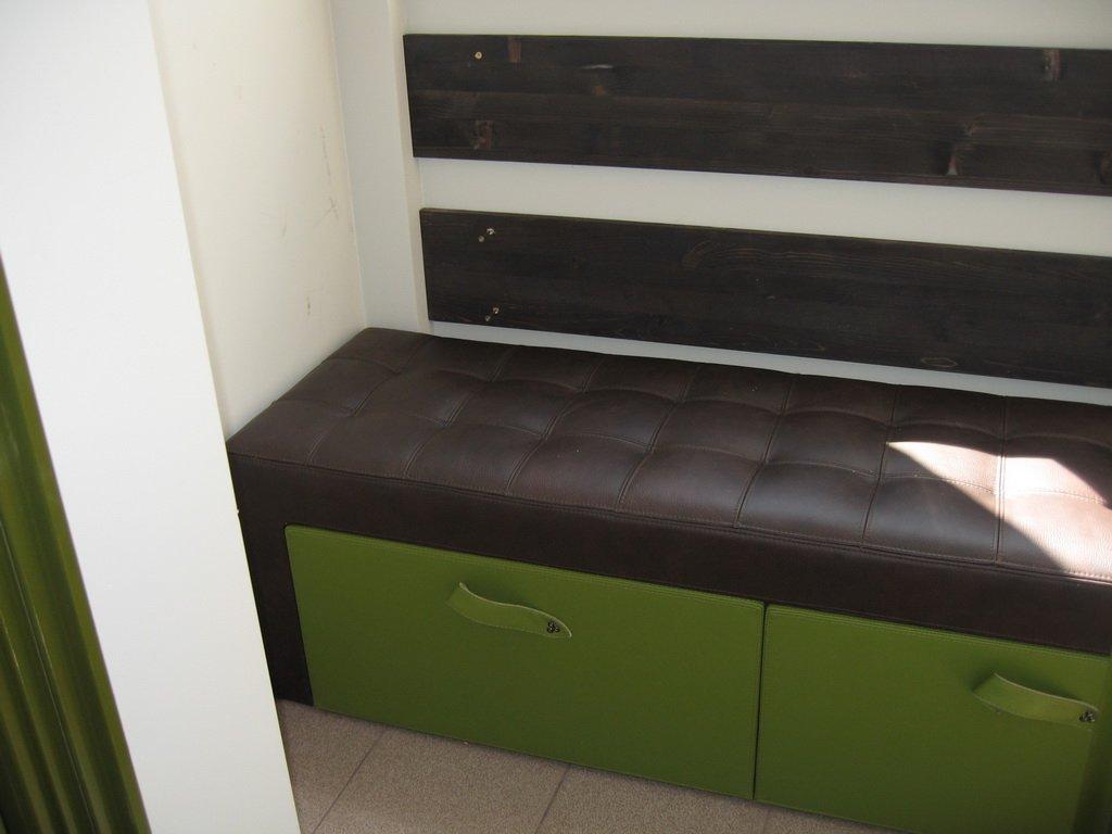 Кушетка с ящиками: подростковая для хранения, диван-кушетка,.