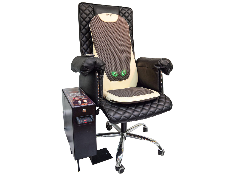 накидка на стул массажер